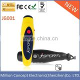 Colorful Two Sounds Electronic Referee Whistle
