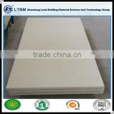 Heat insulation & high fire-proof rate Lutai Fiber Reinforced Calcium silicate board with low price and good quality
