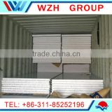 High density coolroom sandwich panel 12 kg/m3 / cold store eps panel