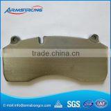 High Shear Strength High Conformity truck rear brakes backing plate