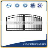 aluminium fence/gate for garden and pool good quality