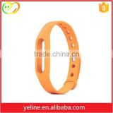 Colorful rubber mi band wristband for xiaomi, custom color                                                                         Quality Choice