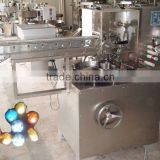 QQB-128 chocolate foil wrapping machine