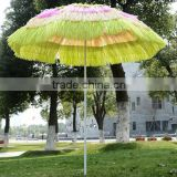 2016 newest umbrella Hawaii Tiki Hula Grass Straw Thatch Beach Umbrella                                                                         Quality Choice