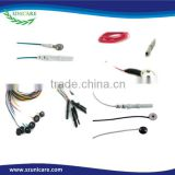 INQUIRY about High sensor EEG cables sintered Ag/AgCl eeg cup electrodes