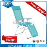 Folding Aluminum Five Position Adjustable Reclining Beach Chair                                                                         Quality Choice