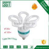 HOT!Good quality 5U flower Energy Saving Lamps savers bulbs                                                                         Quality Choice
