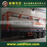 3 axles 40000L LPG tanker trailer /lpg gas tank truck