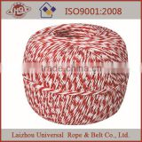 China supplier colorful cotton baker twine/rope