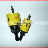 Drilling bit YF TCT Hole Saws 15 to 100mm with 70mm cutting depth,hole saws with carbide tips