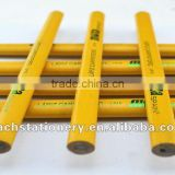 2013 hotsale 7'' oval carpenter pencil with logo available