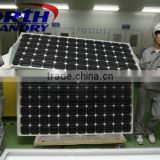 Semi Flexible solar panel for boat or car, 15years lifespan solar cell ETFE, solar power