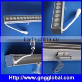 waterproof dmx led wall washer, Building facade lighting aluminum rgb Led Wall Washer Dmx Ip65