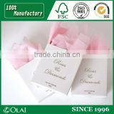 Golden Printing Elegant Perfume Box Packaging