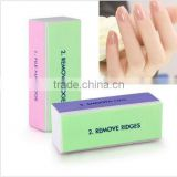 New Manicure Pedicure Sandpaper Nail File Buffer