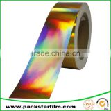 manufacture custom water transfer printing holographic paper roll