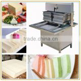 Different heating ways soybean milk and tofu processing machine for sale