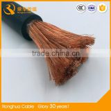 single & double insulated welding rubber cable 25mm2 35mm2 70mm2 95mm2