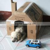 Cardboard House for Cat