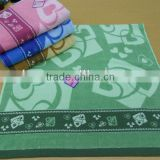 High quality Organic Cotton Face Towel