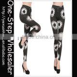 wholesale young girls tights custom digital printed leggings                                                                         Quality Choice