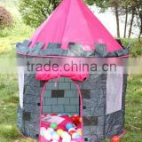 Princess Castle Kids Tent /children games tents                                                                         Quality Choice