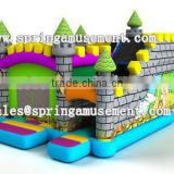 Best design classical inflatable party jumper and slide combo castle SP-CM026