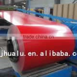 Prepainted Galvalume Steel Coil/Sheet (PPGI) for Roofing, Wall, Home Appliances with 30-275 Zinc