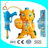 Best price toy grow in water toy water mill inflatable saturn water toy new product