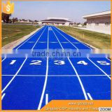 13mm rubber running track surface,rubber flooring for running track