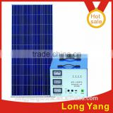 1000W solar power DC and AC system solar backup generator for home