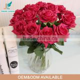 real touch decorative artificial flower wedding decoration wholesale