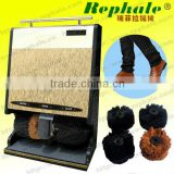 Induction Automatic Shoe Polishing Machine