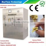 Microwave Vacuum Dehydrator For Dried Banana Chip
