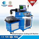 Water Cooling Servo Motor Solar Cell Laser Cutting Machine