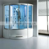 FC-104 sauna steam room accessories free standing steam room steam room with foot massage for high quality