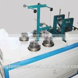 CE certificate professional four-needle mesh scourer machine, mesh scrubber machine from China