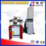 1.5KW Water Cooling Spindle 6090 Advertising CNC Router Machine For Wood Acrylic With Single Bag Dust Collector