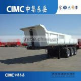 CIMC Heavy Duty Sahara Type U Dump Tractor Trailer Truck For Sale