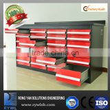 China factory iso high quality 72'' drawer cabinet, 72 inch tool cabinet for garage