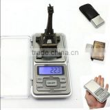 Mini LCD Portable Pocket Digital Jewelry Scale / pocket Electronic scale / mini pocket scale