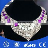 Favorites Compare 2014 handmade women crystal pearl beaded collar,beaded collar necklace