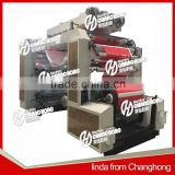 4 Color Flexographic KFC Bag Printing Machine