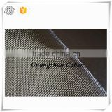 Excellent colored plain 3k carbon fiber fabric mixed woven gold metallic hybird carbon cloth