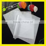 food grade glassine paper for PE coating making