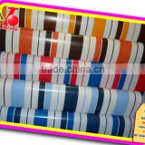vinyl sheet cover,acrylic pvc coated tarpaulin sheet,pvc laminated plastic sheet,PVC striped tarp for tent