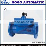 DF-80 Large Flow industrial water valves 3 inch solenoid valve