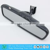 4.3Inch tft monitor,rear view mirror parking system ,rear mirror for rear camera for car XY-2503A
