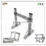 KIYA High Quality Aluminum Outdoor Stage/outdoor Concert Stage/outdoor Stage Truss Design
