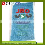 powder packaging corn starch plastic bag